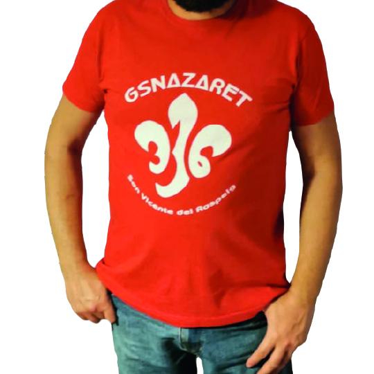 Camiseta Nazaret 336
